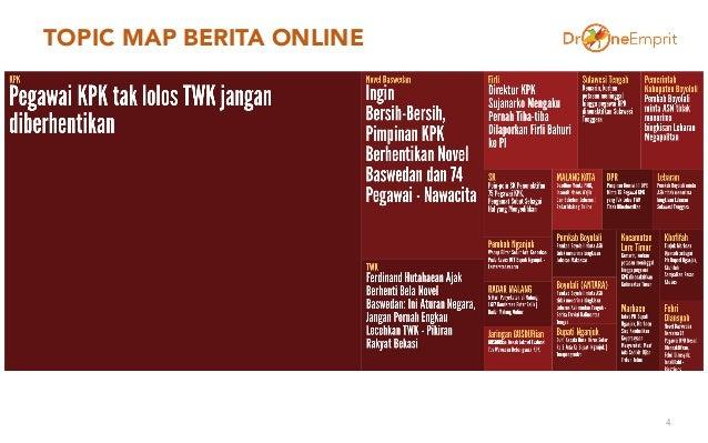 TOPIC MAP BERITA ONLINE 4