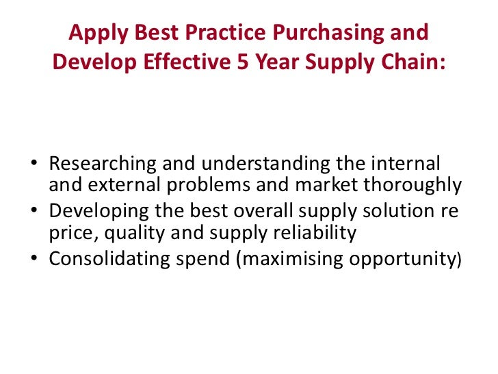 walmart supply chain strategy case study