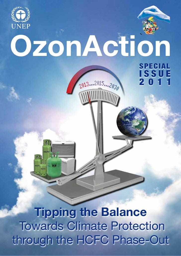 OzonAction            SPECIAL                      ISSUE                      2 0 1 1    Tipping the Balance  Towards Clim...