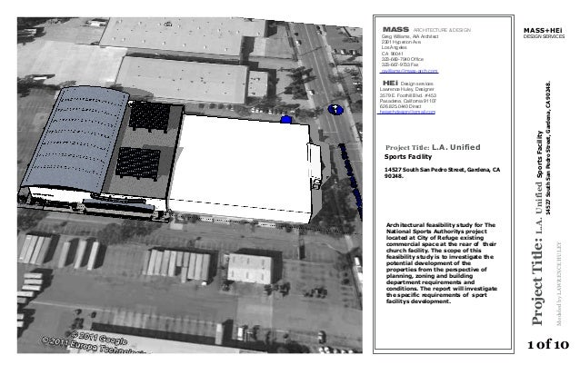 City of Refuge Sports Complex Layout 2012 pages