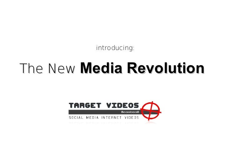 introducing:The New Media Revolution