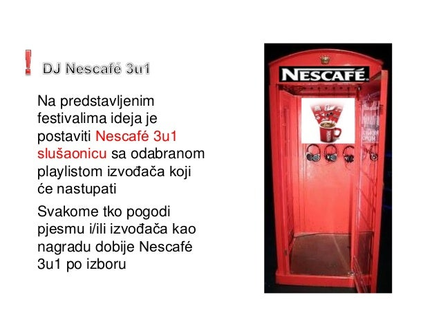 nescafe case study Read and download the case study to learn how you can maximise the impact of your brand on social.