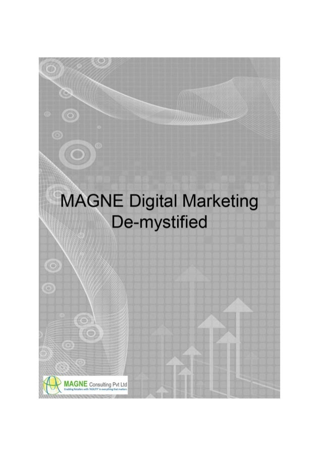 MAGNE DIGITAL MARKETING DECK 2015