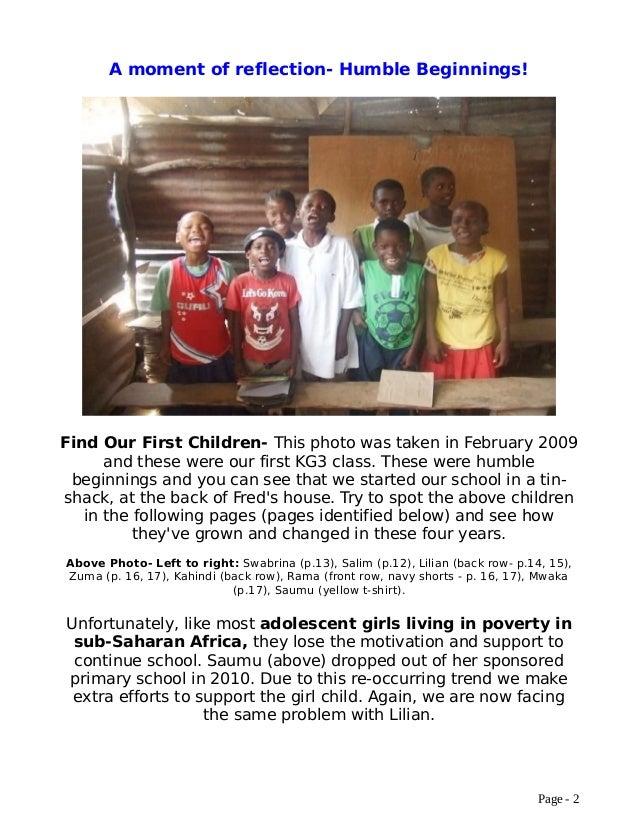 December Newsletter 2012 Slide 2
