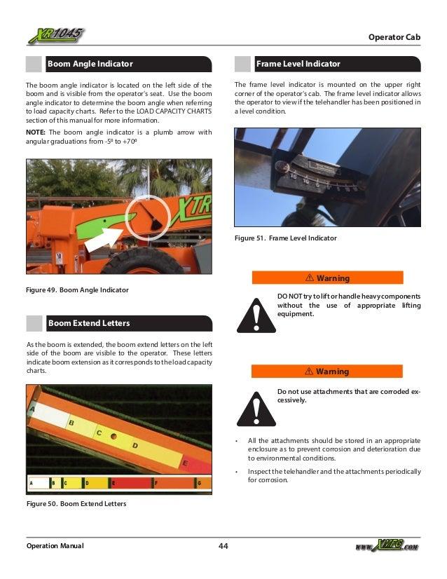 Xr1045 Operation Manual Aus Rev 01
