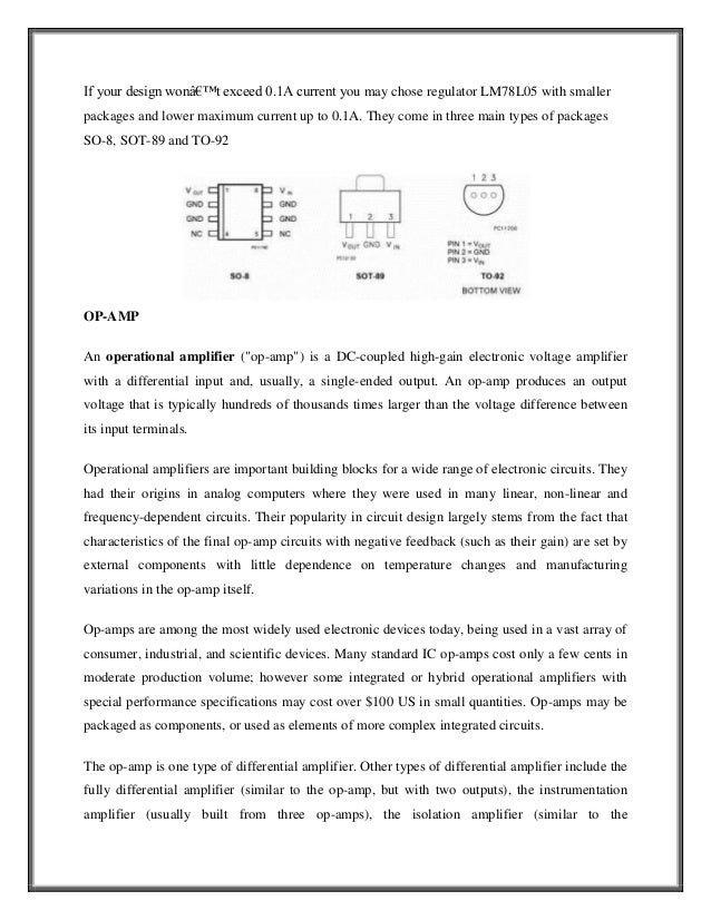 If your design won't exceed 0.1A current you may chose regulator LM78L05 with smallerpackages and lower maximum current ...