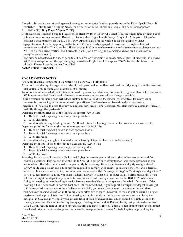 757 767 study guide rh slideshare net Housekeeping Building Guide Auto Maintenance Guide