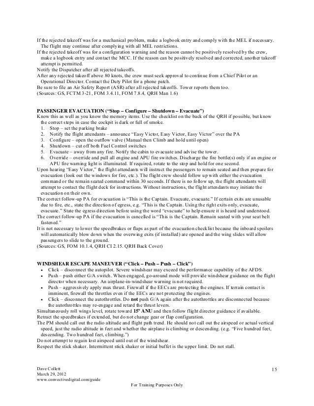 757 767 study guide rh slideshare net Subaru Maintenance Guide Pool Maintenance Guide