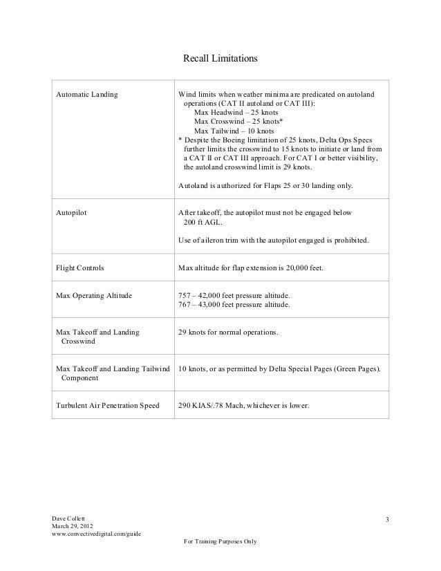 757 767 study guide rh slideshare net Toyota Maintenance Guide Toyota Maintenance Guide