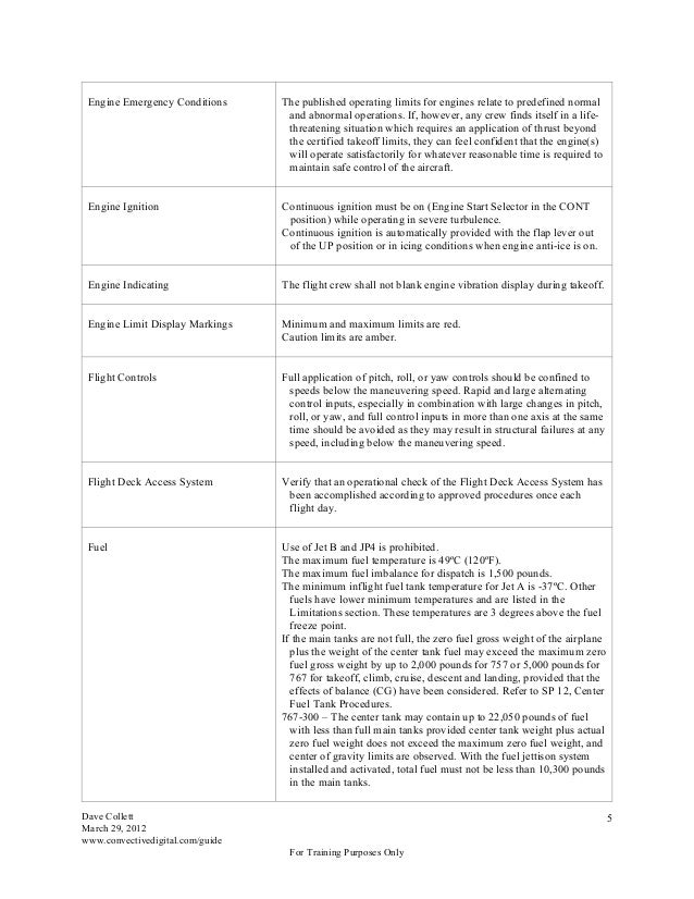 757 767 study guide rh slideshare net Delta B757 Interior 757 study guide