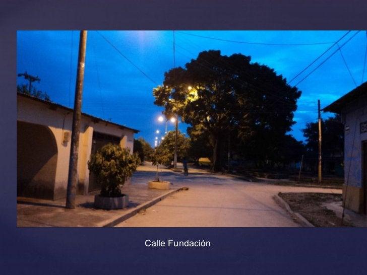Calle Fundación