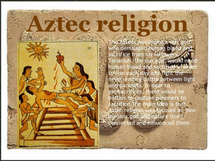 a brief history of the aztecs