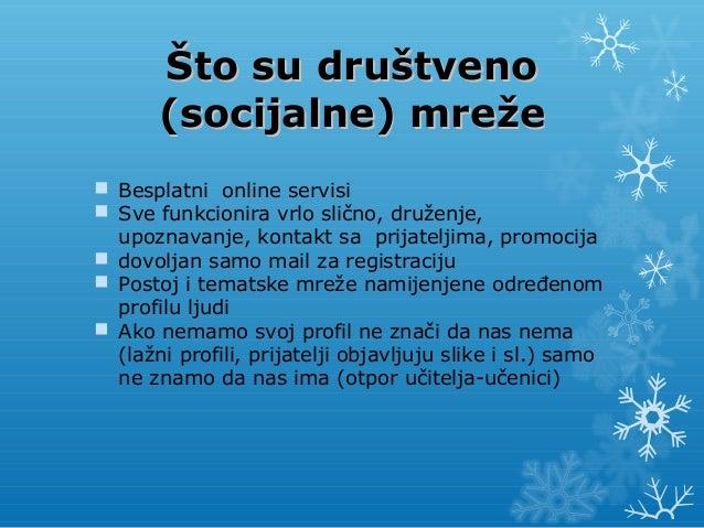 besplatno online upoznavanje društvenih mreža 20-ero brzo druženje