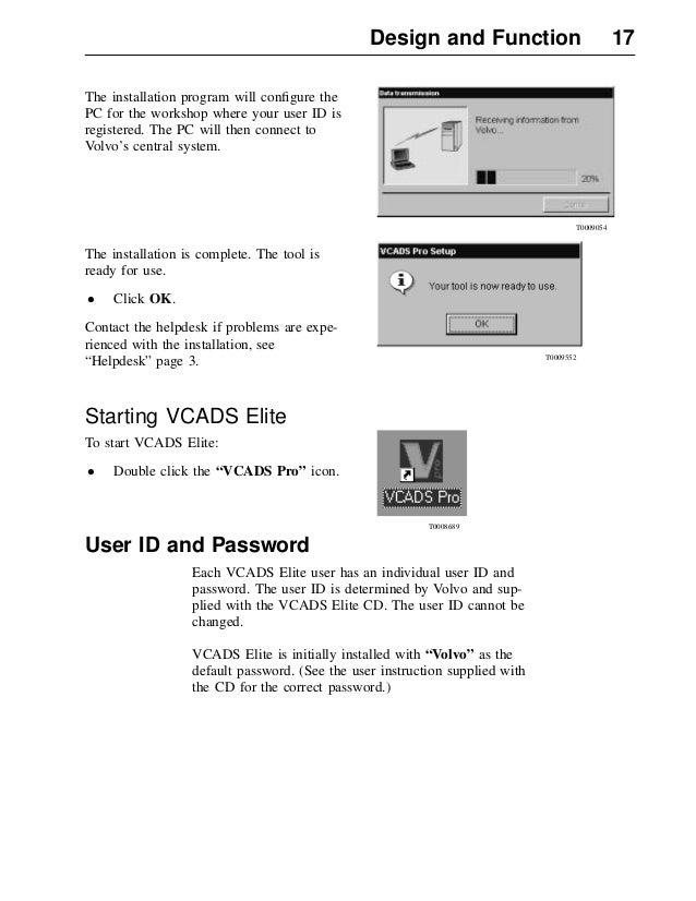 75959914 vcads user manual volvo rh slideshare net User Training User Training