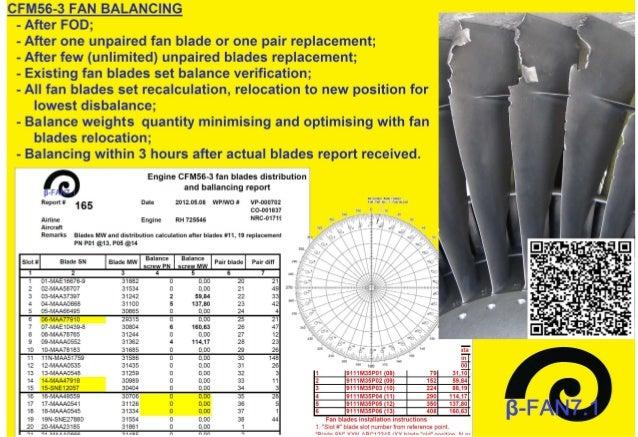 # Blade SN Blade MW Balance Screw PN (PXX) # Blade SN Blade MW Balance Screw PN (PXX) 1 20 2 21 3 22 4 23 5 24 6 25 7 26 8...