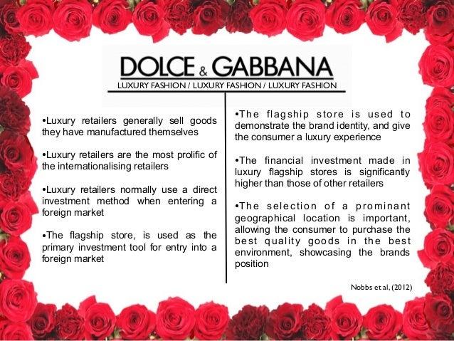 Dolce and Gabbana Presentation 54a1a5a8605d