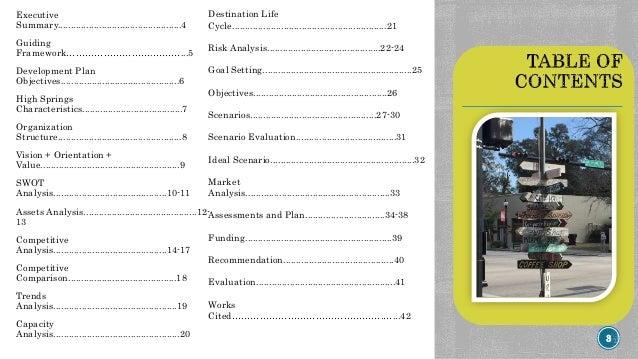 Final High Springs Development Plan-2 Slide 3