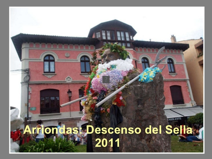 Arriondas: Descenso del Sella 2011