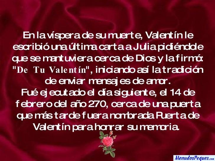 75 dia de san valentin www menudospeques com - Cartas de san valentin en ingles ...