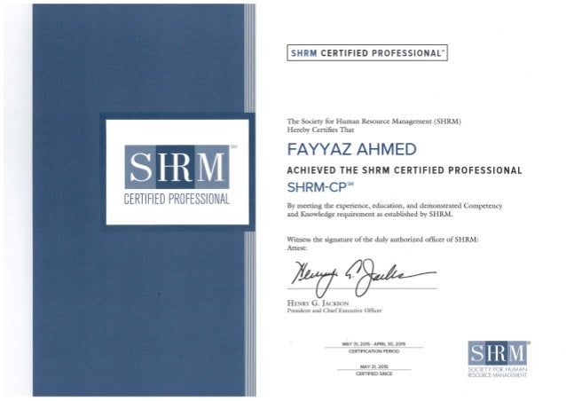 VWCC :: SHRM Certification Prep Course :: Workforce Solutions