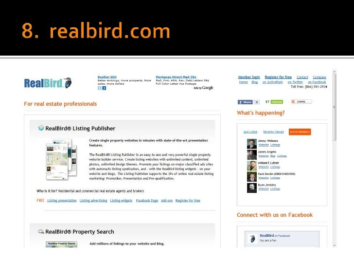 Free Sites For Real Estate Agents - Fresh commercial real estate listing presentation design