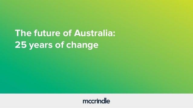 The future of business meetings 2017 Mark McCrindle Slide 2
