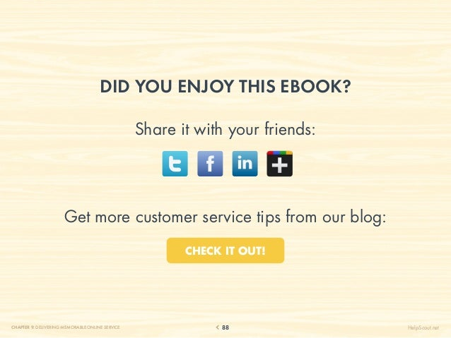 Did you enjoy this eBook?                                                 Share it with your friends:                     ...