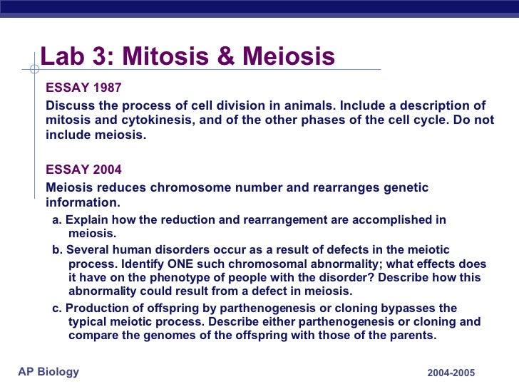lab review 17 lab 3 mitosis meiosis