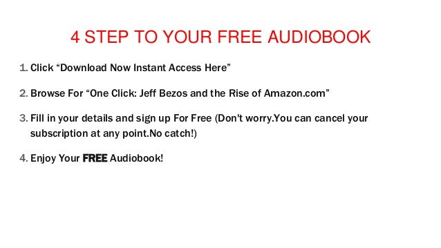 Audiobook Download Online Mp3 One Click: Jeff Bezos and the Rise of A…