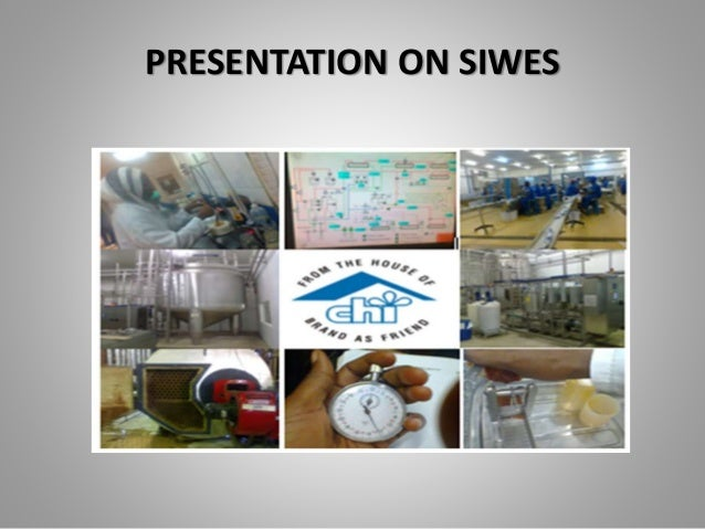 Siwes Report