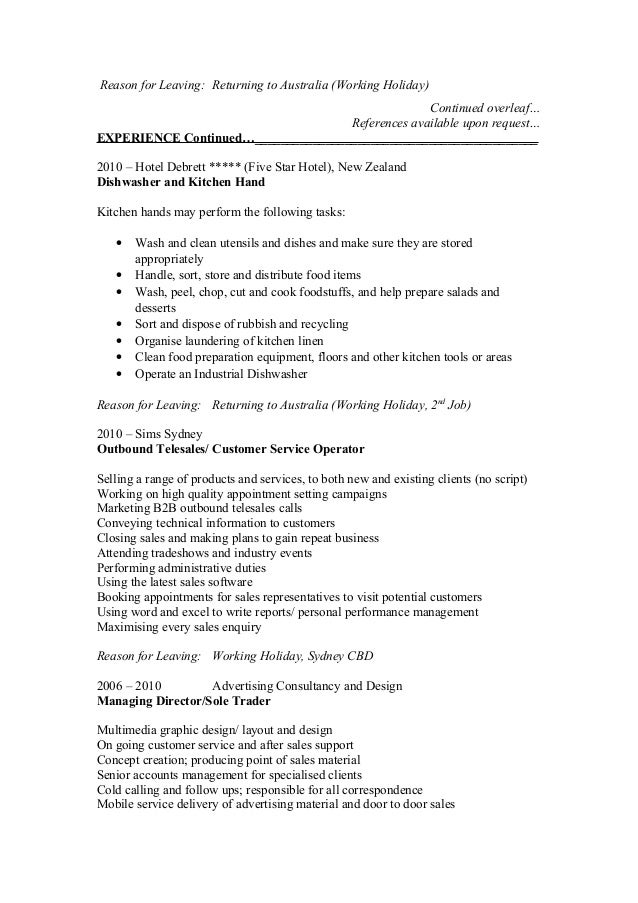 confidential resume