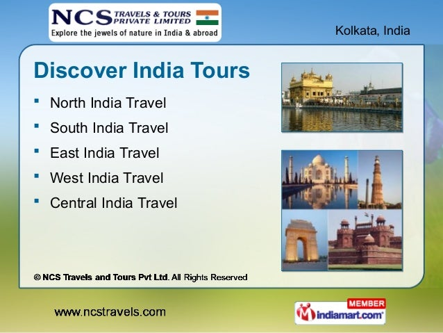 Travel Agent By Ncs Travels And Tours Pvt Ltd Kolkata