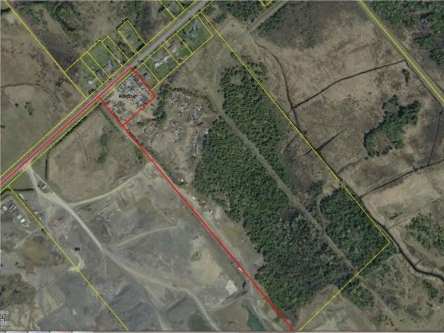  RG1 (21r) & RU ◦ Rural General Industrial (2 acres), General Rural  Established in Goulbourn Township
