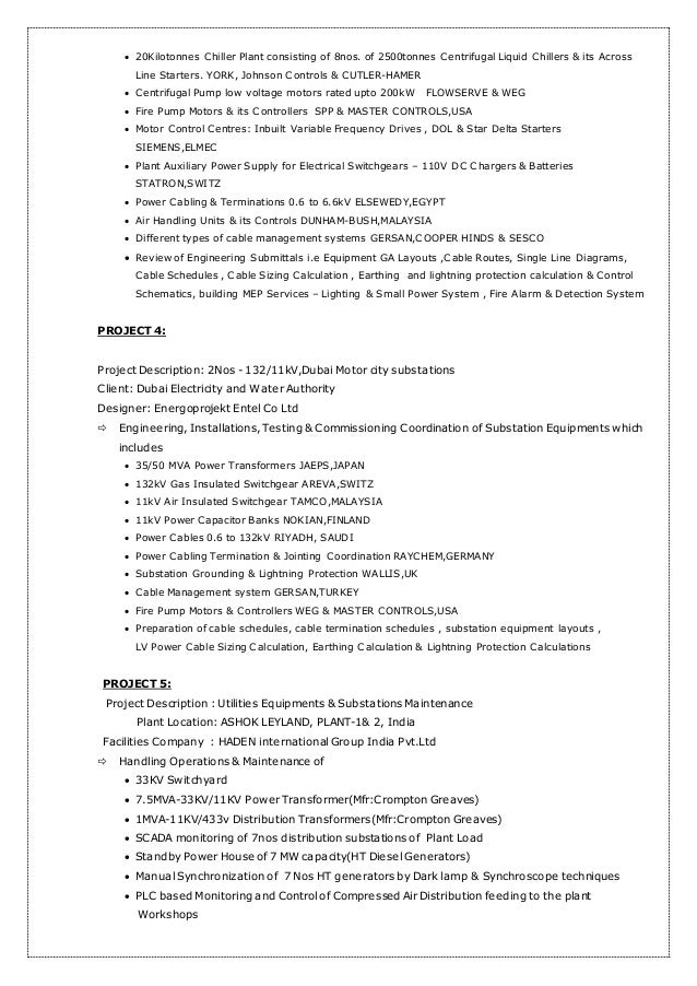 3 - Cable Design Engineer Sample Resume