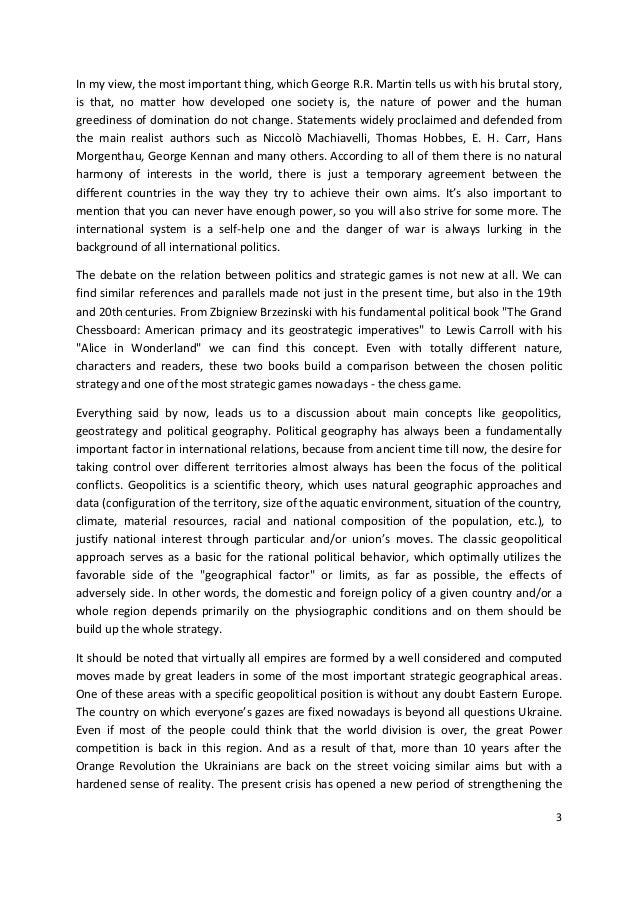 Machiavelli View On Human Nature Pdf