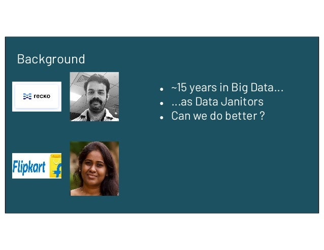ChakraView – A 360° Approach to Data Quality Slide 2