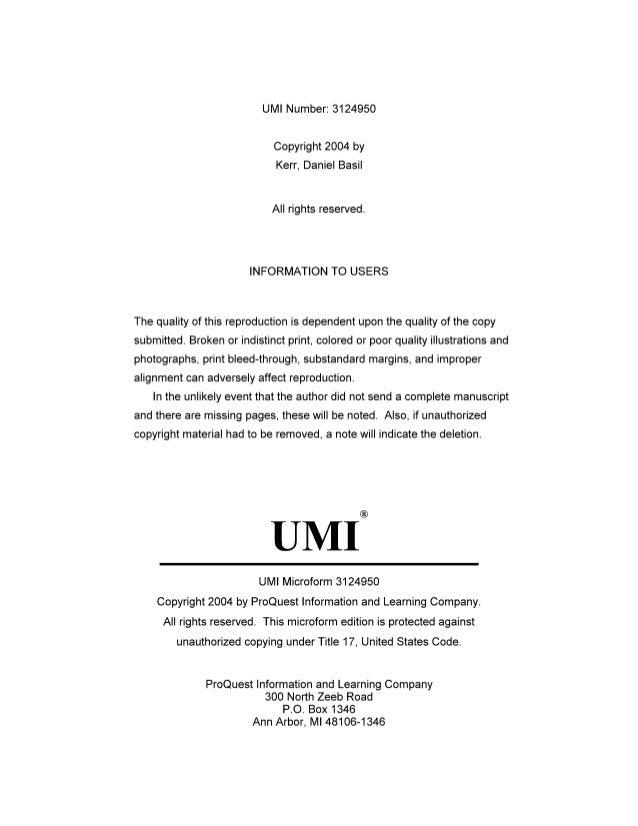 Kerr Dissertation Slide 2
