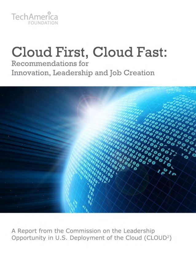 Commission on the Leadership Opportunity in U.S. Deployment of the Cloud (CLOUD2 ) Leadership Marc Benioff (Co-Chair) Sale...