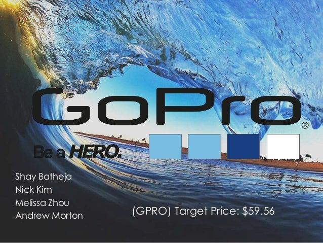 Gopro Stock Pitch