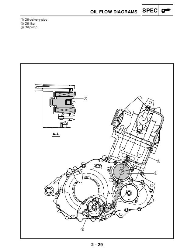 02 raptor 660 engine diagram  catalog  auto parts catalog