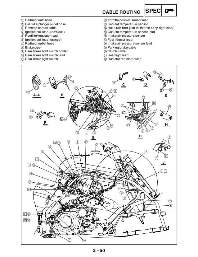 Raptor 700 Wiring Diagram | Wiring Diagram on