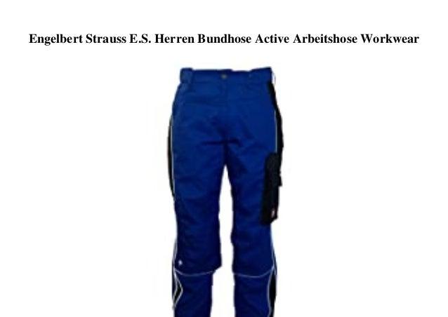 Engelbert Strauss E.S. Herren Bundhose Active Arbeitshose Workwear