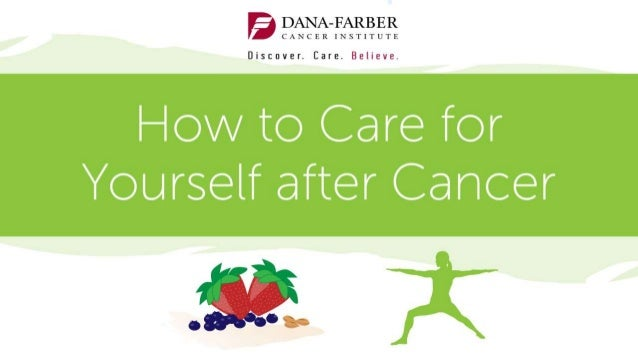 • The Best Foods and Diet for Cancer Treatment and Survivorship • How Cancer Survivorship is Changing