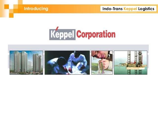 Indo-Trans Keppel LogisticsIntroducing