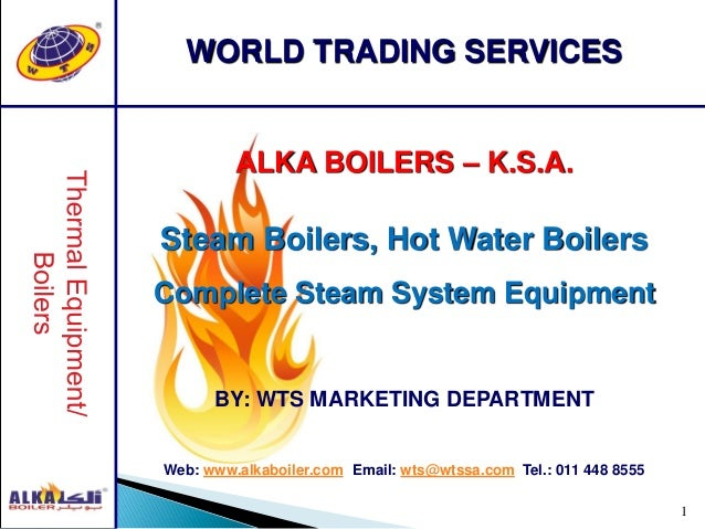 ALKA BOILER AN OVERVIEW