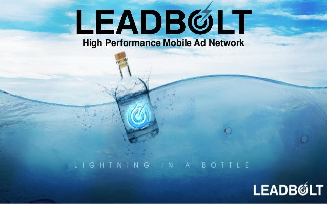 High Performance Mobile Ad Network