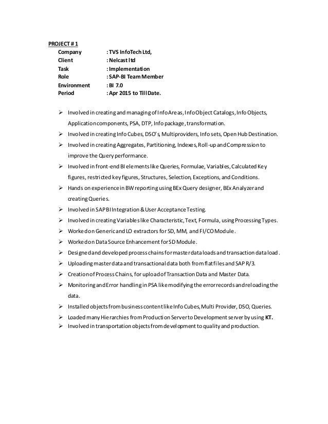 sap hr testing resume resume co resume sle sap