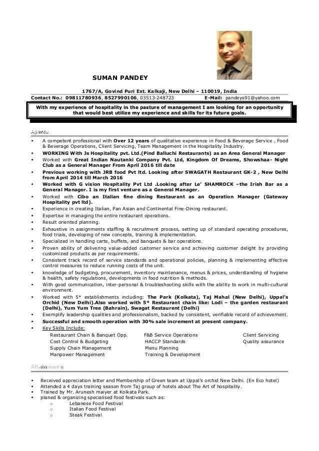 SUMAN PANDEY 1767/A, Govind Puri Ext. Kalkaji, New Delhi – 110019, India Contact No.: 09811780936, 8527990106, 03513-24872...