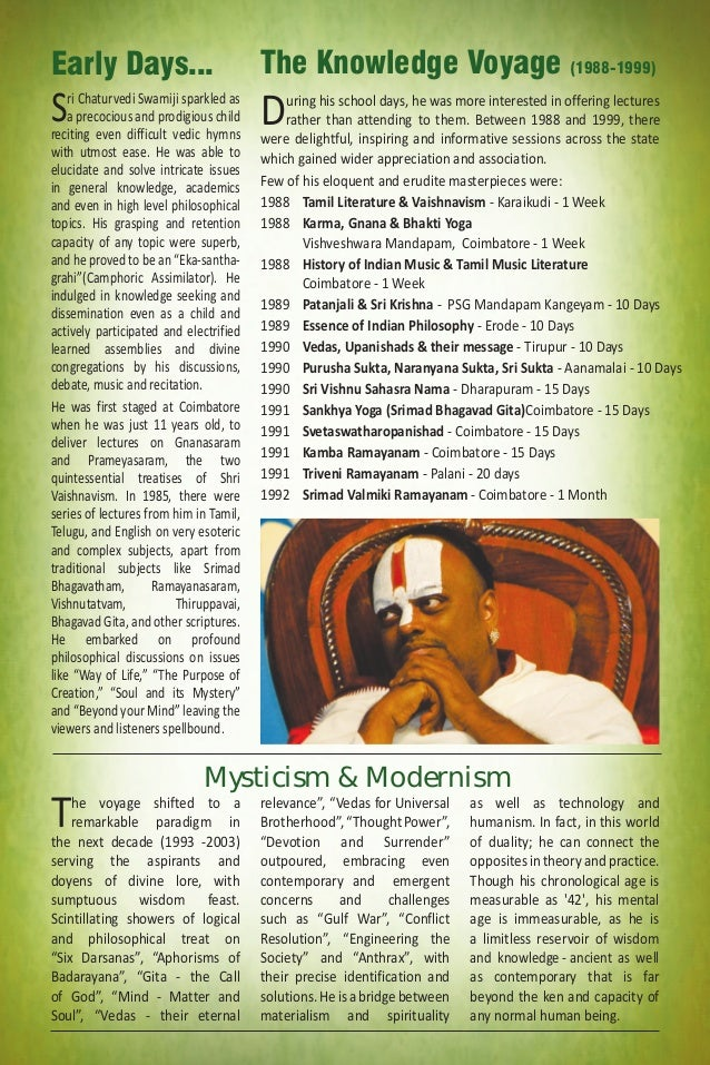 Profile- Prof. SARPV Chaturvedi Slide 2