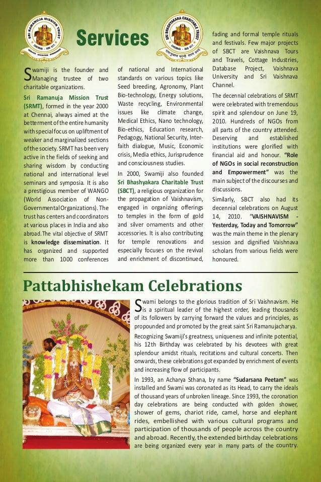 Profile- Prof. SARPV Chaturvedi Slide 3